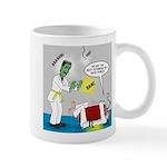 Monster Karate 11 oz Ceramic Mug