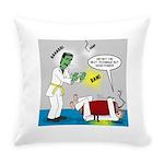 Monster Karate Everyday Pillow