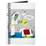 Monster Karate Journal