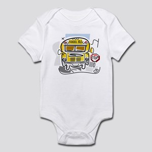 CROSSING GUARD (1) Infant Bodysuit