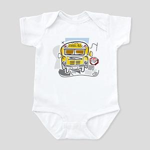 CROSSING GUARD (1) Infant Bodysuit