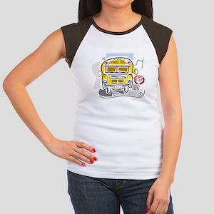 CROSSING GUARD (1) Women's Cap Sleeve T-Shirt