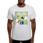 Citizenship Badge Light T-Shirt
