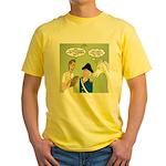 Citizenship Badge Yellow T-Shirt