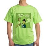 Citizenship Badge Green T-Shirt