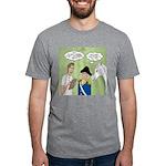 Citizenship Badge Mens Tri-blend T-Shirt