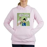 Citizenship Badge Women's Hooded Sweatshirt