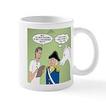 Citizenship Badge 11 oz Ceramic Mug