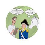 """Citizenship Badge 3.5"""" Button"""