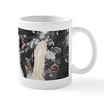 Border Collie Mom's Mug, Eye