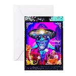 Feelings Print Card (10 Pack) Greeting Cards