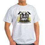 Black Swan Motorcycles Light T-Shirt