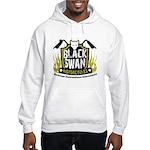 Black Swan Motorcycles Hooded Sweatshirt