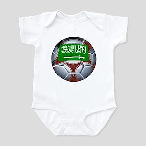 Football Saudi Arabia Infant Bodysuit