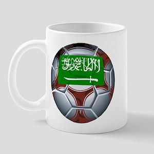 Football Saudi Arabia Mug