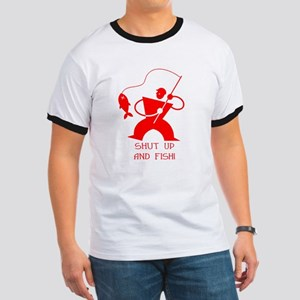 Shut Up And Fish! Ringer T