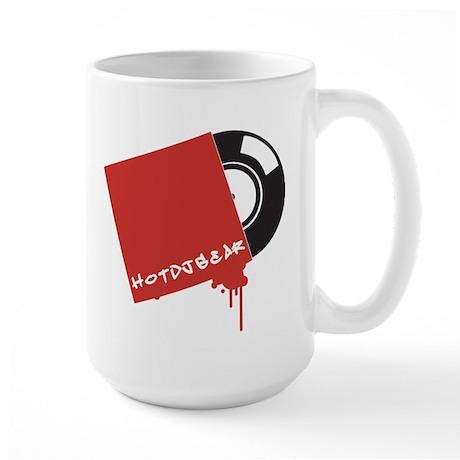 Hotdjgear Record Large Mug