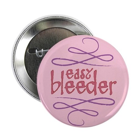 "Easy Bleeder 2.25"" Button (10 pack)"
