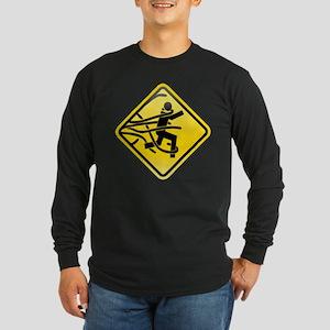 O.M.G. Long Sleeve Dark T-Shirt