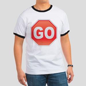 Stop-Go Ringer T