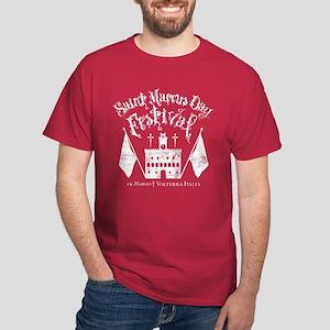 New Moon St. Marcus Day Festival Dark T-Shirt