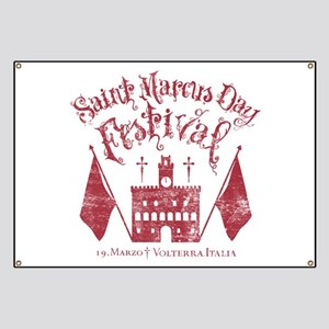 New Moon St. Marcus Day Festival Banner