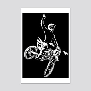 Motorodeo Mini Poster Print