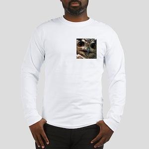 Mysterious Owl! Long Sleeve T-Shirt