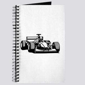 Race car Journal