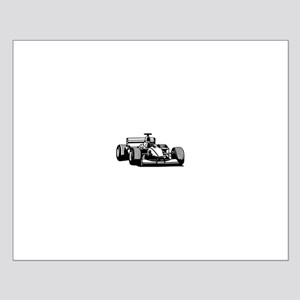Race car Small Poster