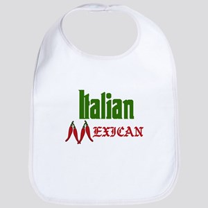 Italian Mexican Bib