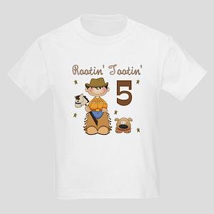 Cowboy 5 Kids Light T-Shirt