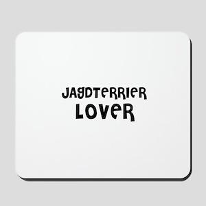 JAGDTERRIER LOVER Mousepad