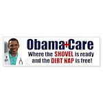 Anti ObamaCare Bumper Sticker (50 pk)