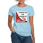 Obama Approval Rating Women's Light T-Shirt