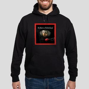 Phantom Doxie Hoodie (dark)
