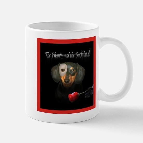 Phantom Doxie Mug