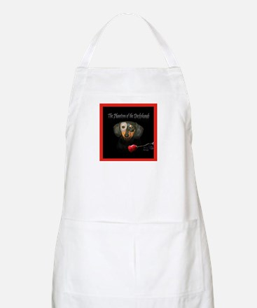 Phantom Doxie BBQ Apron