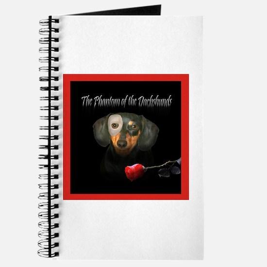 Phantom Doxie Journal