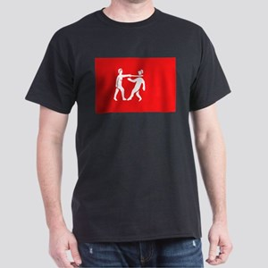Benin Empire Flag Dark T-Shirt