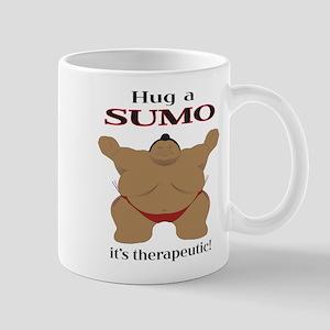 Hug a SUMO Mug