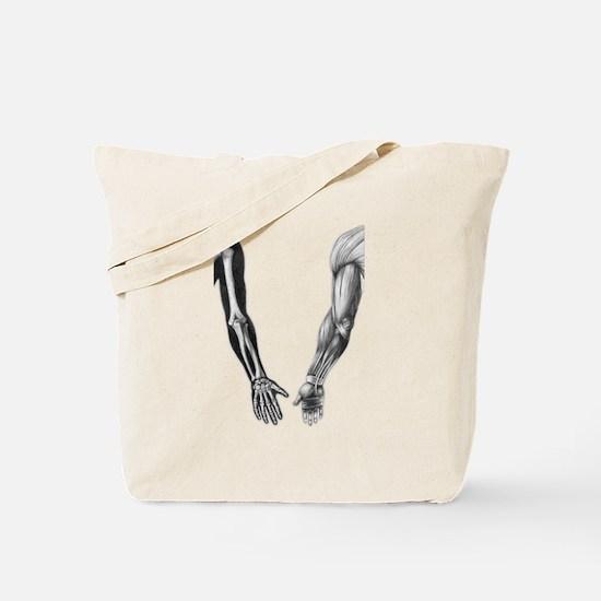 Arms - Tote Bag