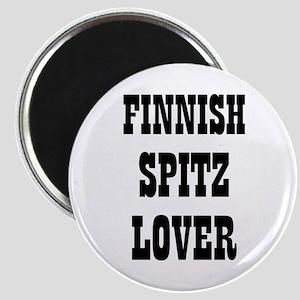 """FINNISH SPITZ LOVER 2.25"""" Magnet (10 pack)"""