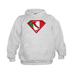 Italian superman Hoodie