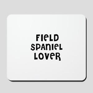 FIELD SPANIEL LOVER Mousepad