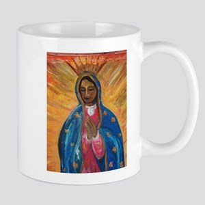 Virgen de Guadalupe Mug