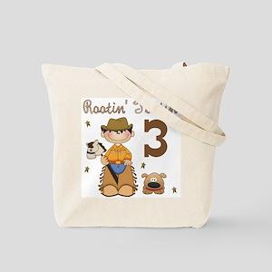 Cowboy 3 Tote Bag