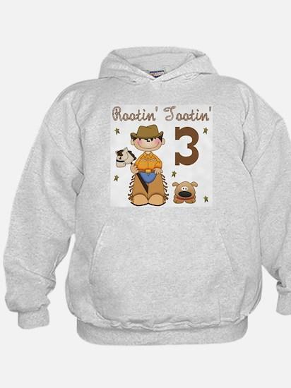 Cowboy 3 Hoodie