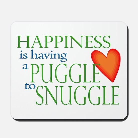 Snuggle Puggles Mousepad
