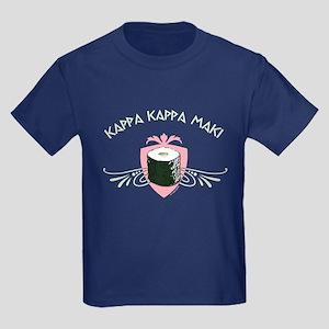 Kappa Kappa Maki Kids Dark T-Shirt